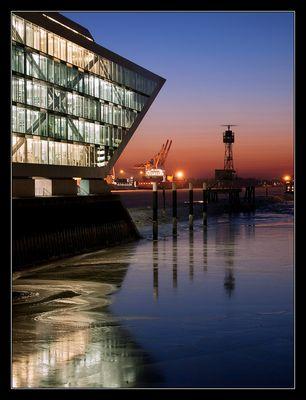 Docklandwinter