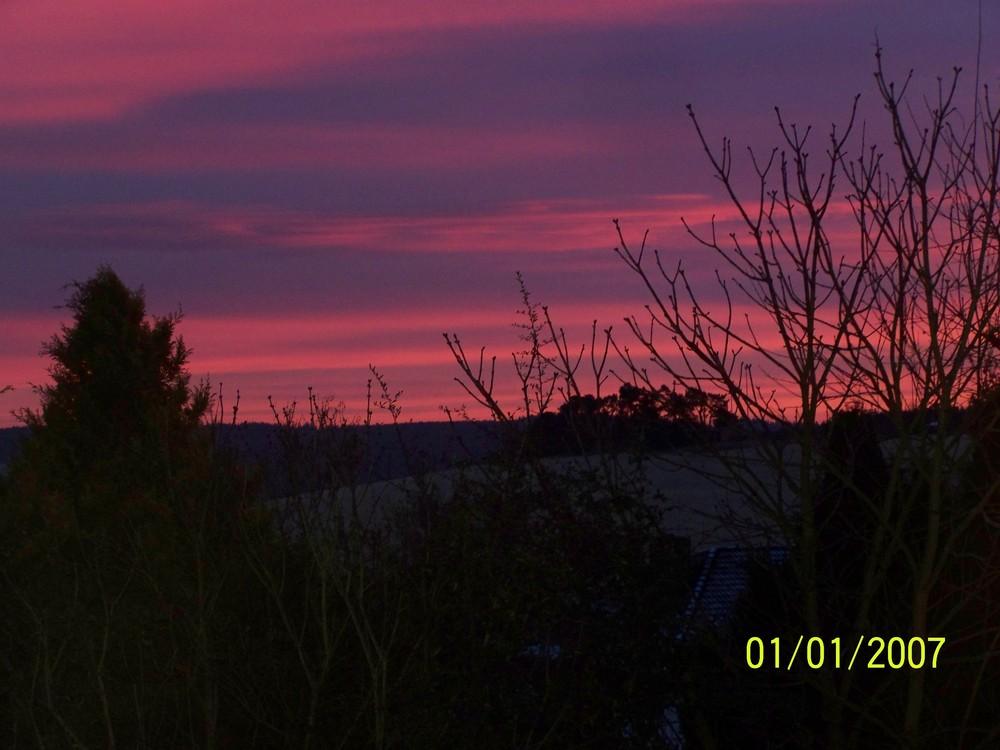 Dockweiler am Morgen