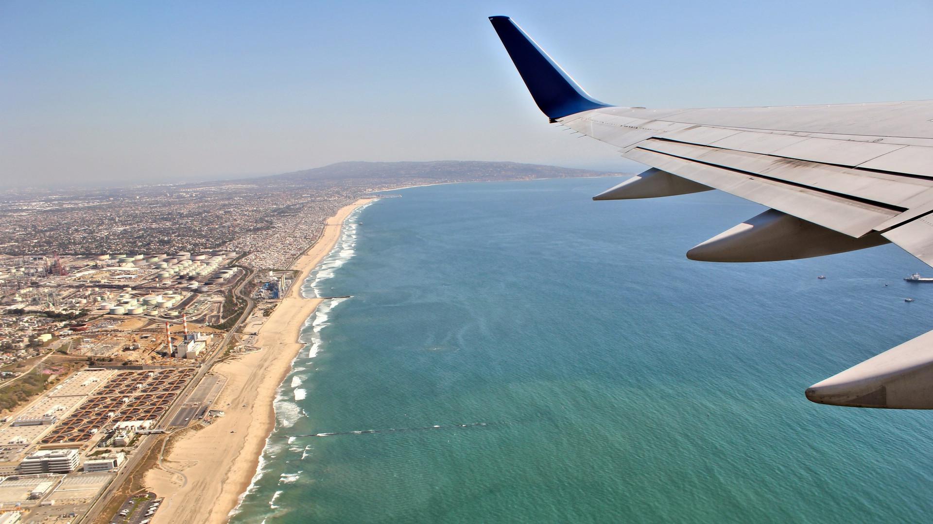 Dockweiler State Beach Los Angeles