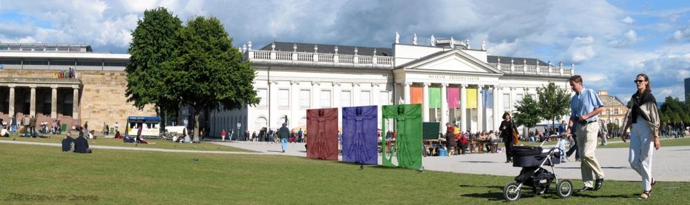 Documenta 2002 Kassel Friederichsplatz
