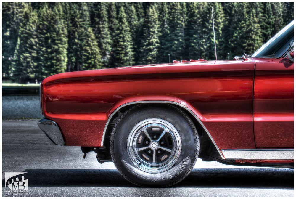 Dodge Coronet Cabrio 1067 Seitenfront