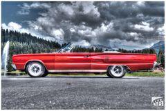 Dodge Coronet R:T Cabrio 1967 HDR