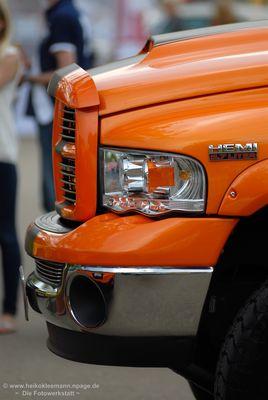 Dodge Ram 5.7 ltr. HEMI   #5454