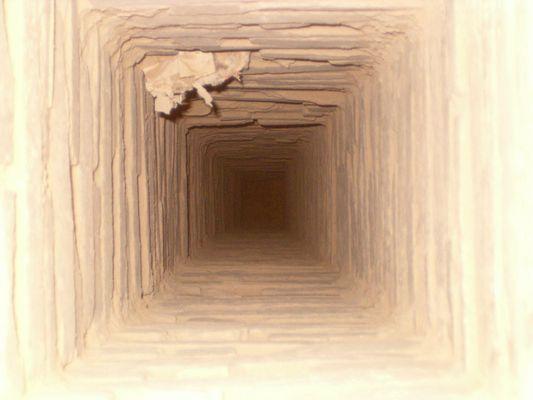 Dönerteller entdeckt die geheime Kammer von Nasi Elch II oder III