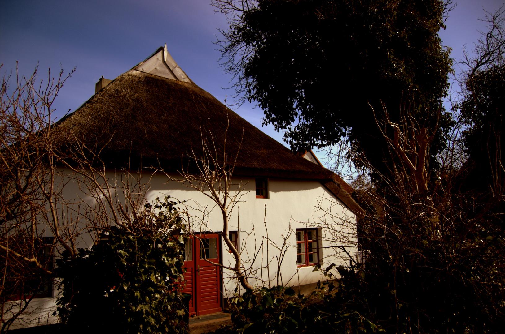 Dörfliches Haus Vitte Insel Hiddensee