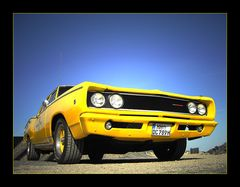 Dogde Race Cab