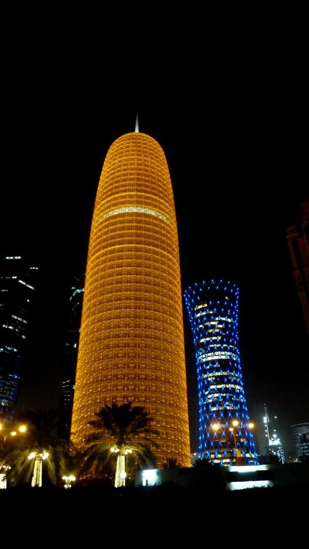 Doha Tower Qatar