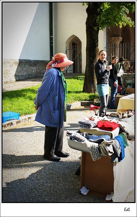 DO..immer Schrannentag in Salzburg
