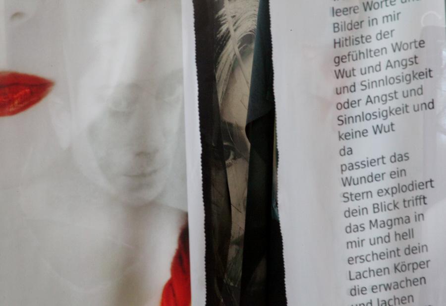 Doku Stofflabyrinth Truderinger Kunsttage 2013