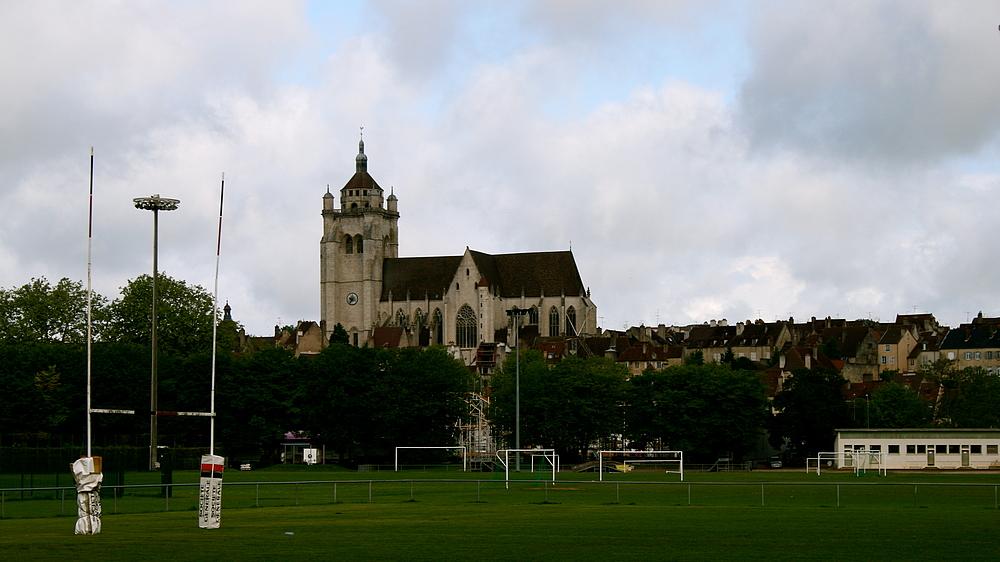 Dole, Stiftskirche Notre-Dame
