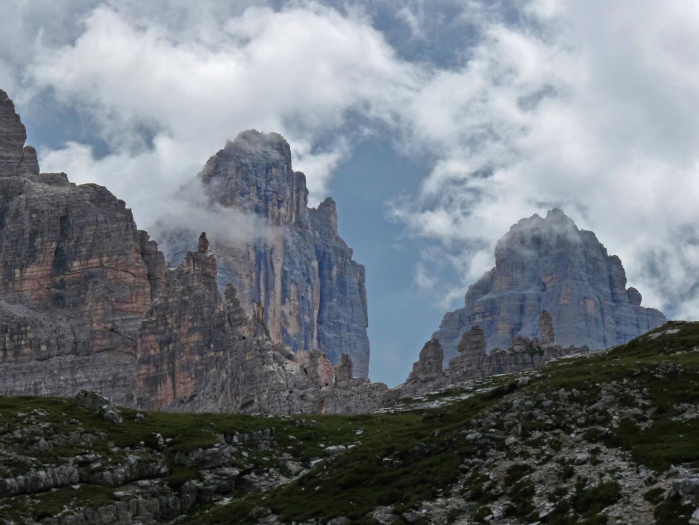 Dolomiten 7 - Wandertour