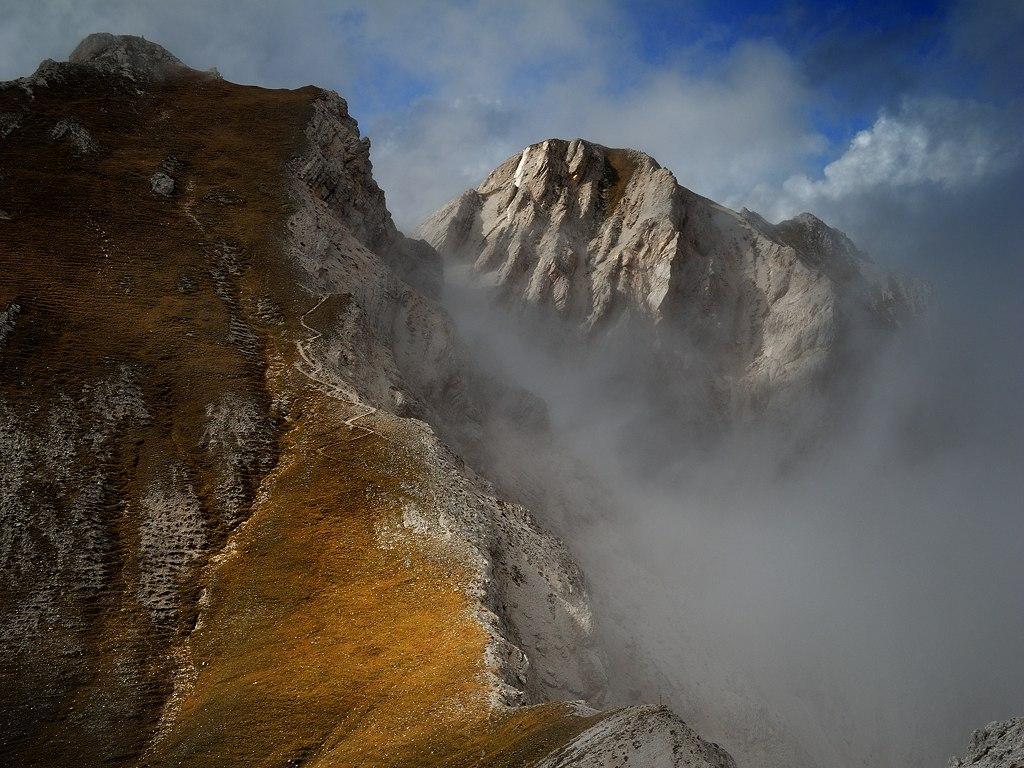 Dolomiten - Großer Rosskopf