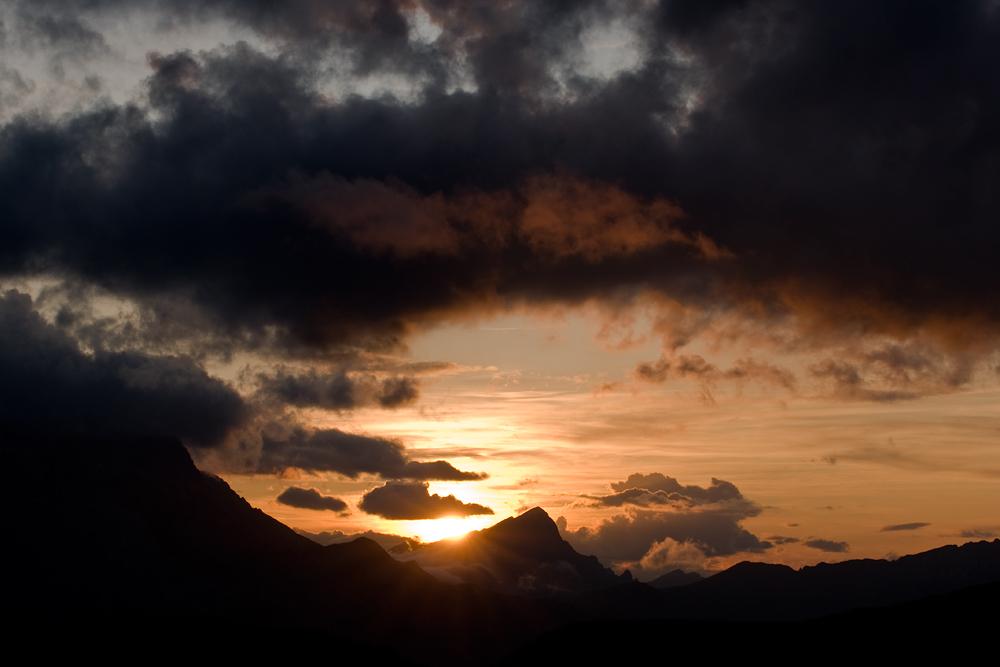 Dolomiten Sundown