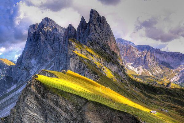 Dolomiten - Traumhafte Bergwelt