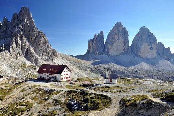 Dolomiten - Welt der Zacken