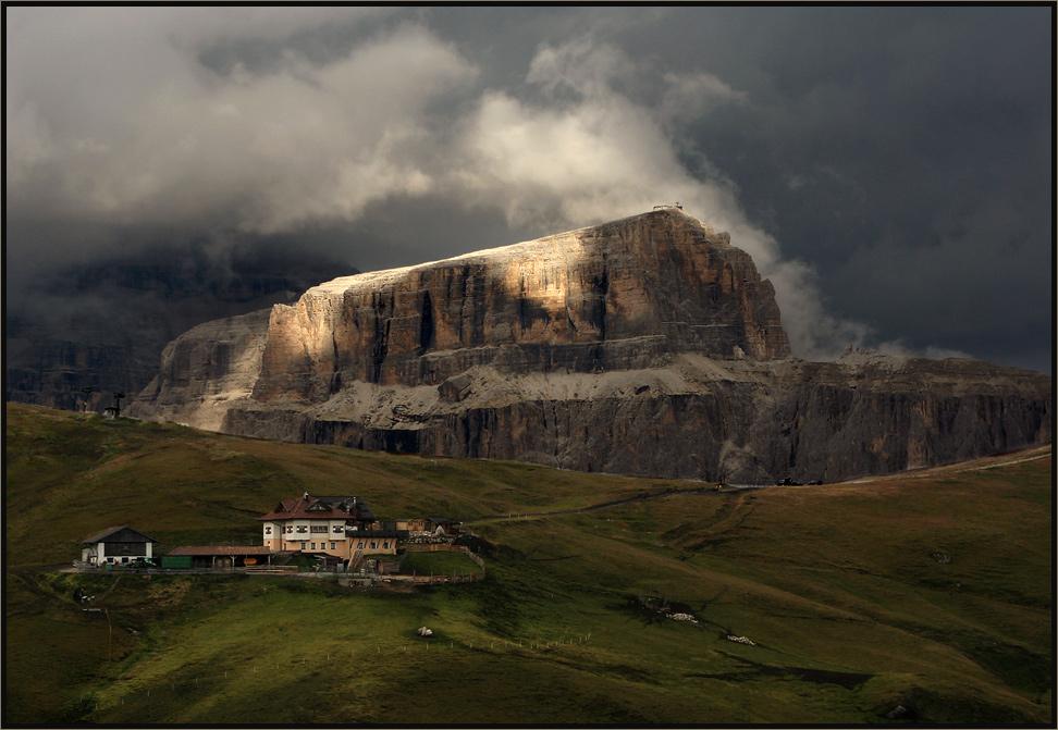 Dolomiten - Wetter