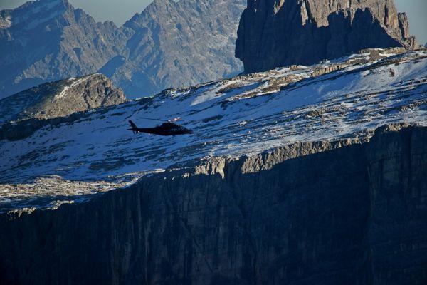 Dolomitenrundflug 1