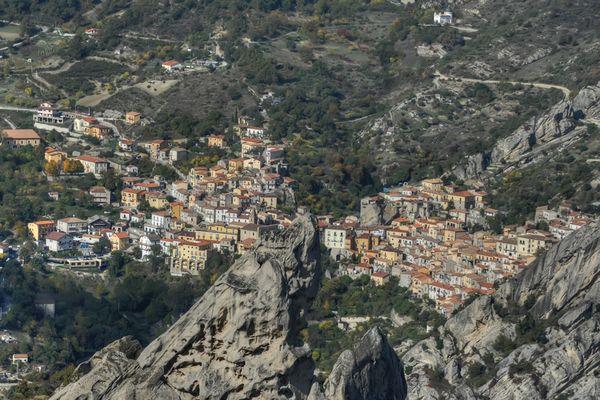 Dolomiti Lucane - Castelmezzano