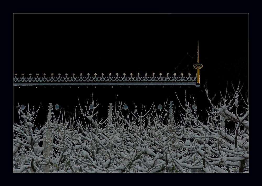 DOM an Schnee