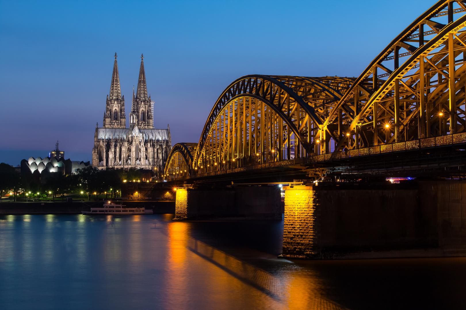 Dom Brücke Köln