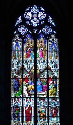 Dom-Fenster
