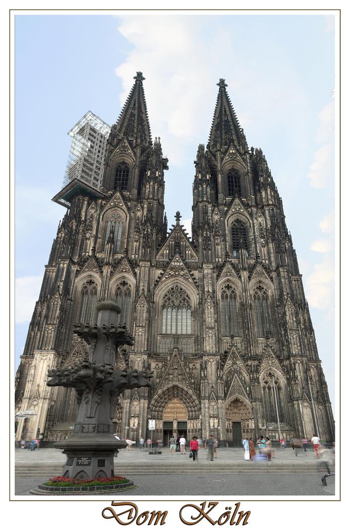 -- Dom Köln --