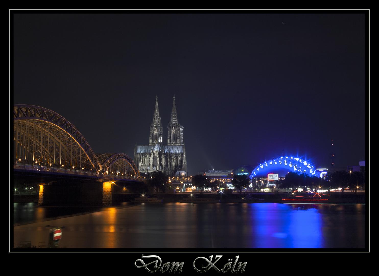 - Dom Köln est -