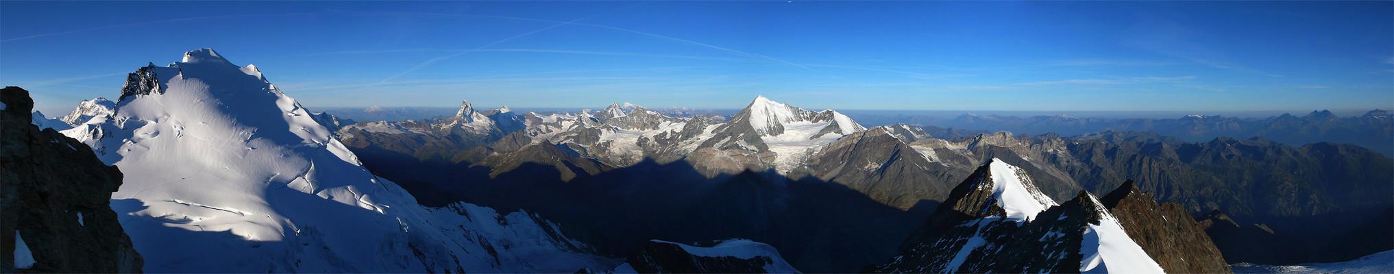 Dom - Matterhorn - Weishorn