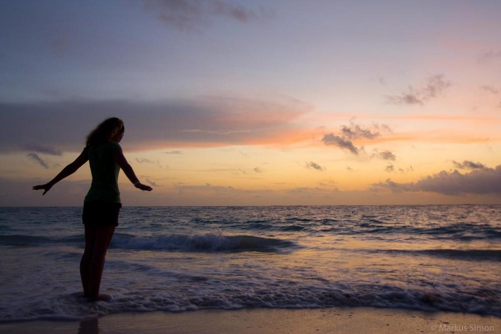 Dom Rep sunrise