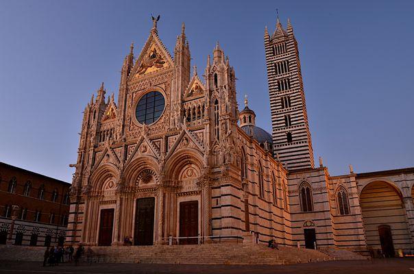 Dom, Siena