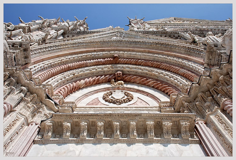 Dom Siena (Toskana)