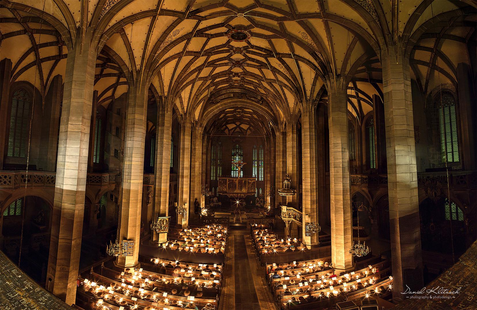 Dom St. Marien zu Zwickau - Auferstehungsgottesdienst