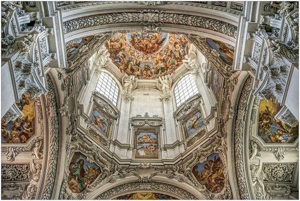 """Dom St. Stephan zu Passau """" Gott zu Gefallen...."""""""