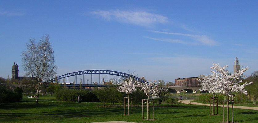 Dom - Sternbrücke - Stadthalle