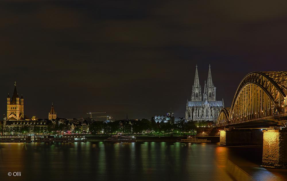 Dom und Brücke .....