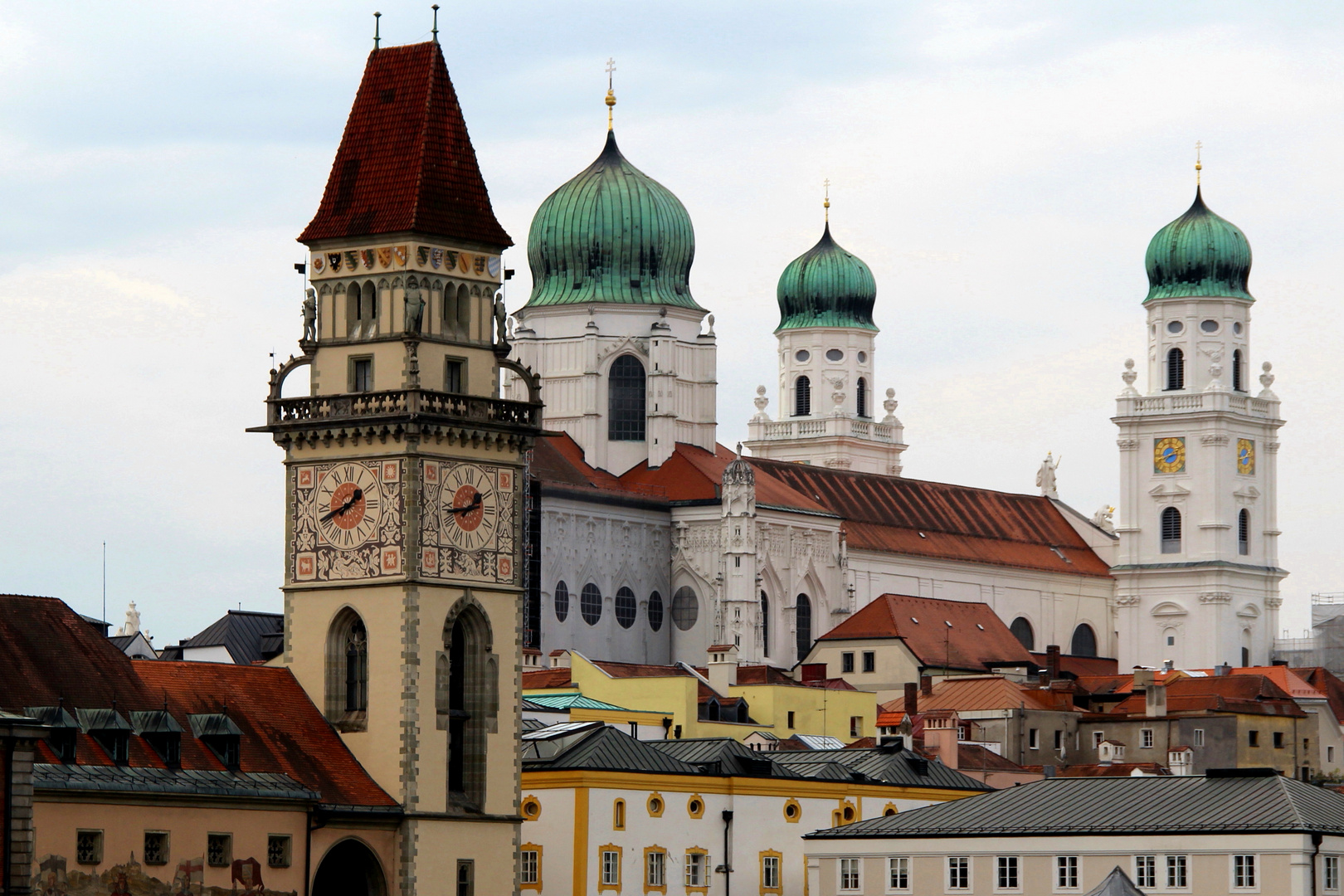 Dom und Rathaus.....