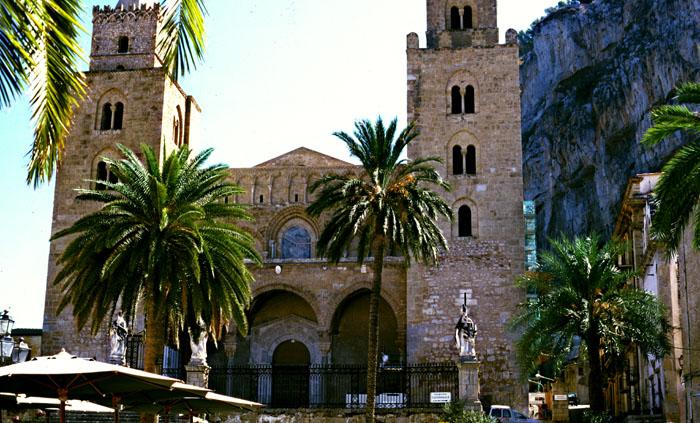 Dom von Cefalu (Sizilien)