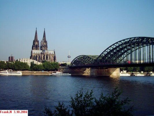 Dom von Hayett in Köln Deutz