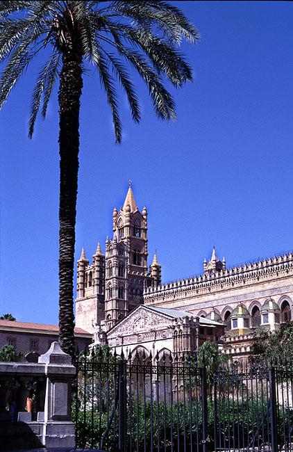 Dom von Palermo (Sizilien)