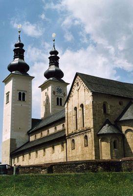 Dom zu Gurk in Kärnten (Österreich)
