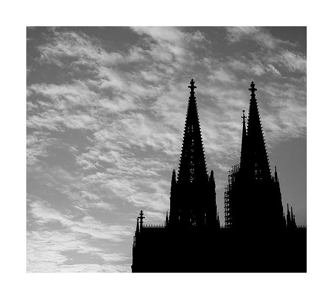 Dom zu Köln...