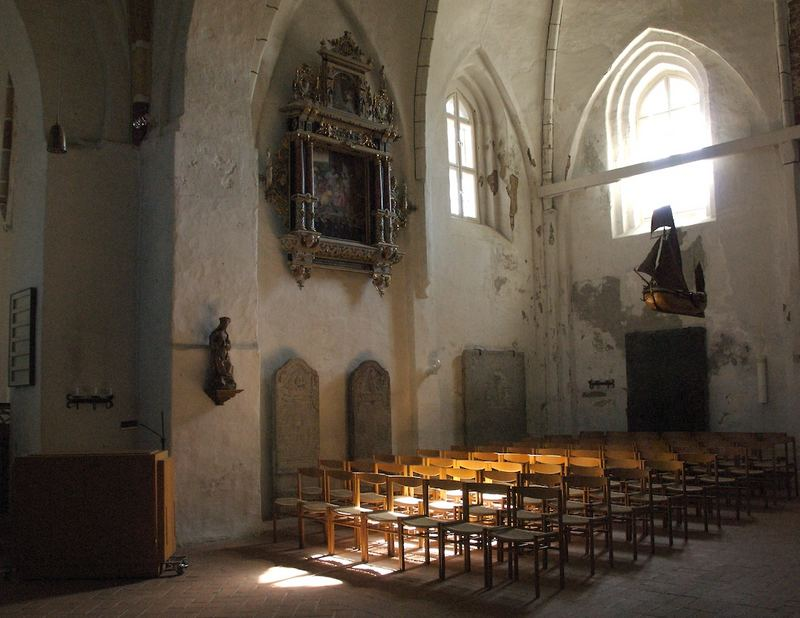 Dom zu Nieblum/Föhr