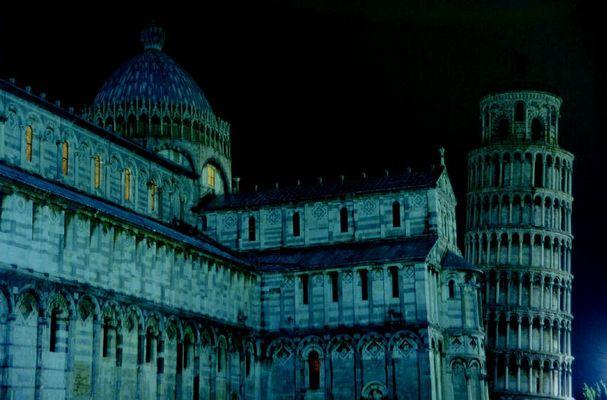 Dom zu Pisa nach dem Regen