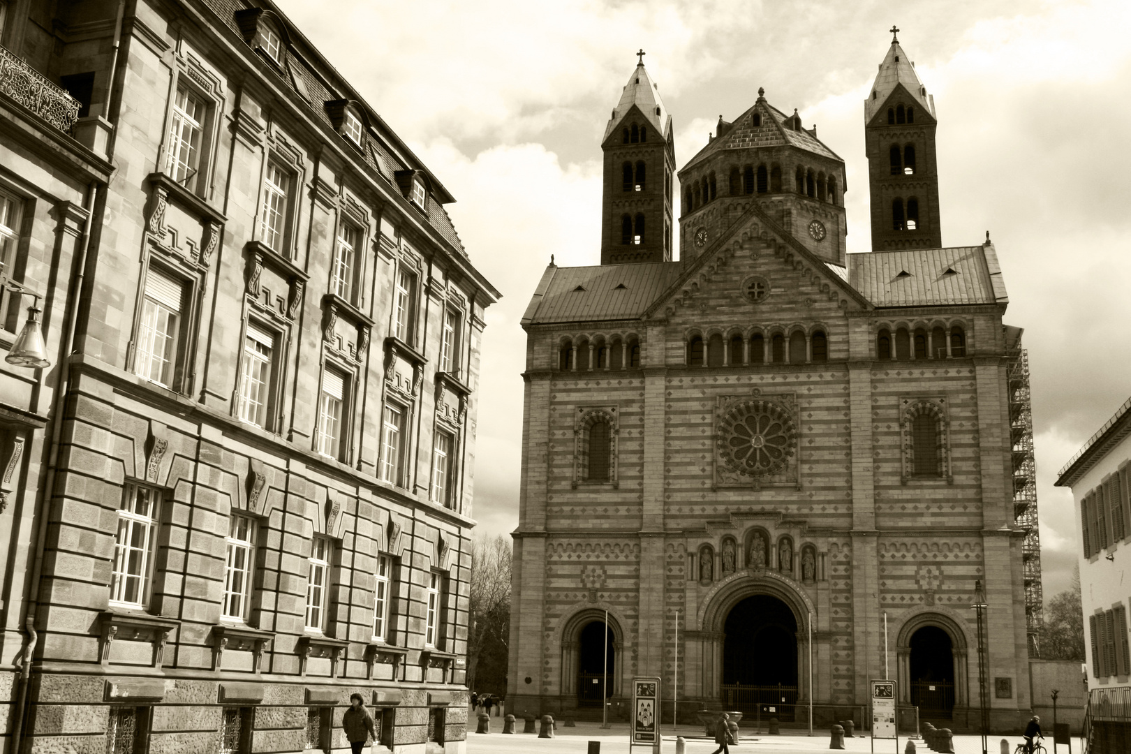 Dom zu Speyer...