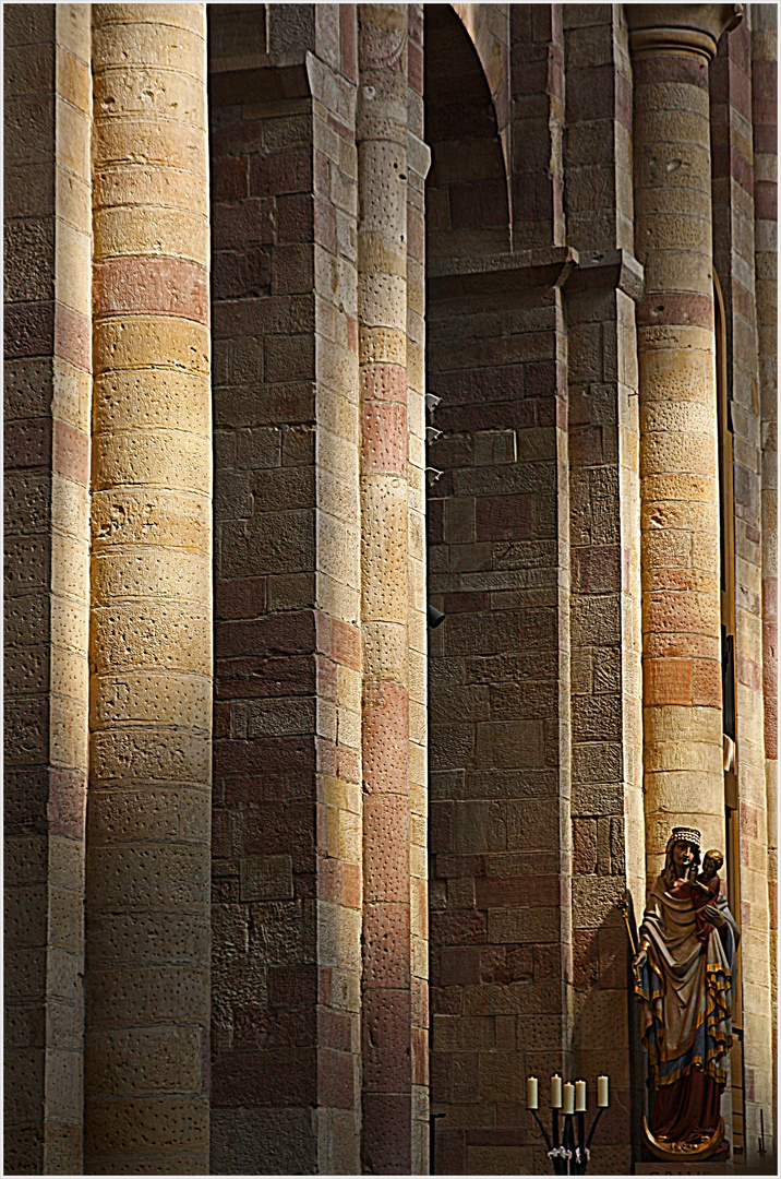 Dom zu Speyer Innenansicht