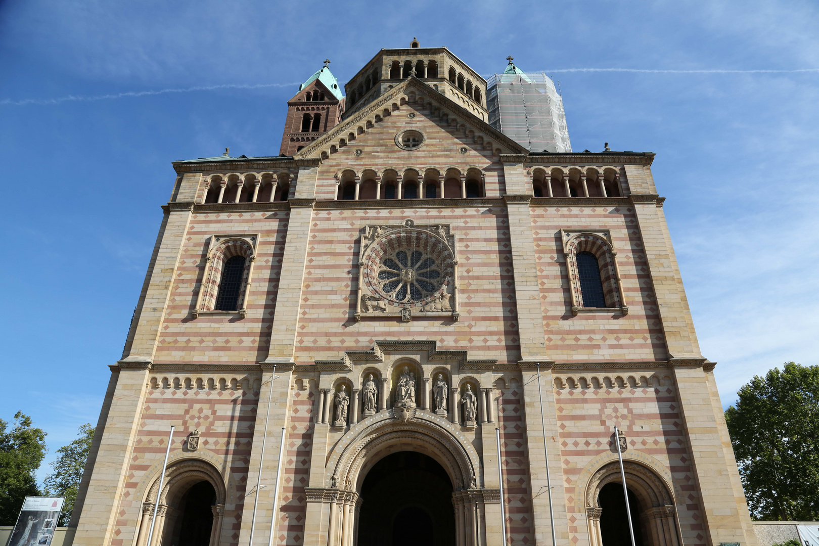 Dom zu Speyer - Westportal