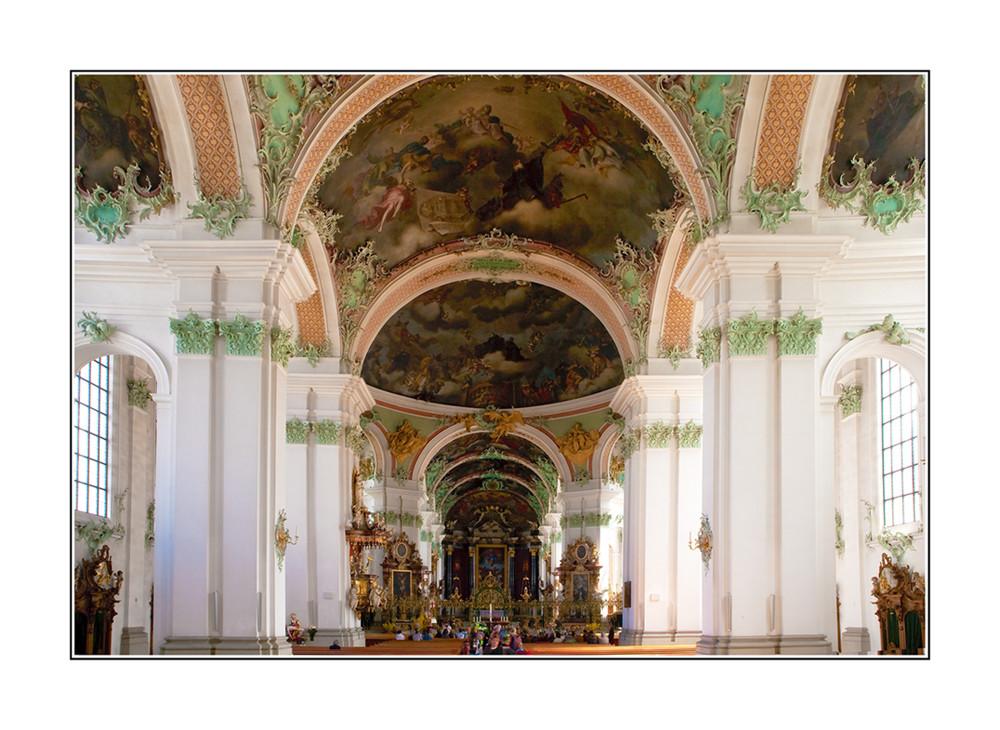 Dom zu St. Gallen