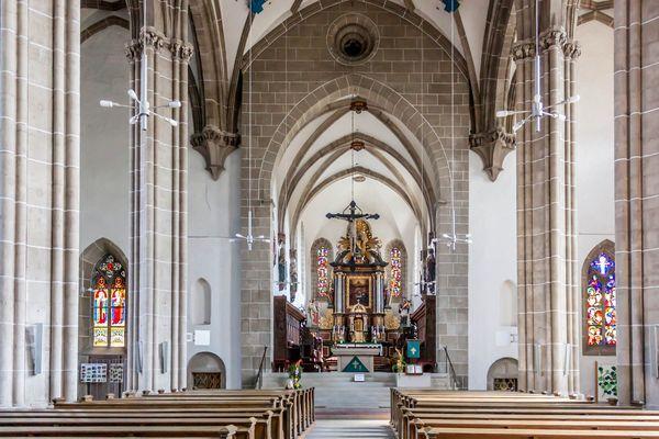 Dom zum Heiligen Kreuz Nordhausen II
