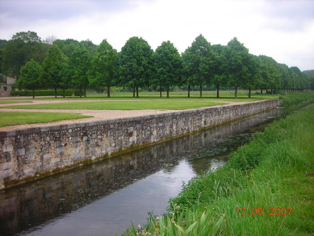 domaine de l'abbaye du Bec Helloin