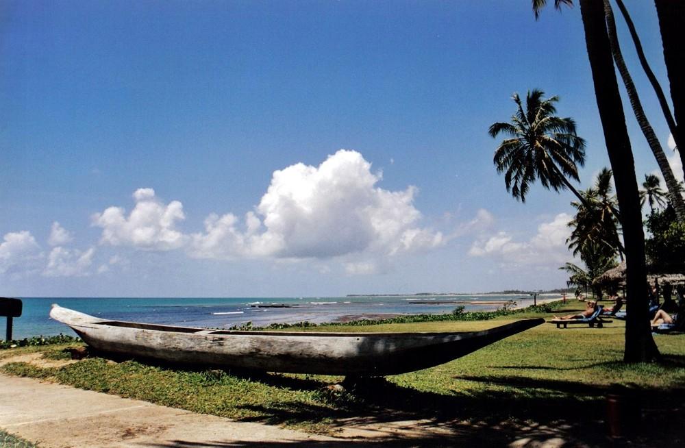 domaine écologique en bord de mer